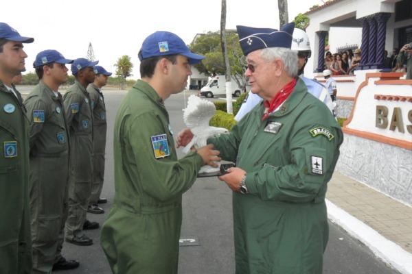 Primeiros colocados das Aviações de Patrulha, Reconhecimento e Transporte foram homenageados em Fortaleza