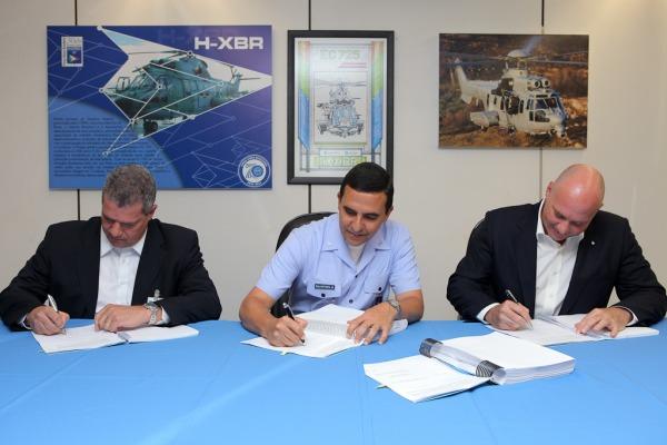 O acordo, de cinco anos, prevê o fornecimento de materiais e a prestação de serviços e terá um orçamento de R$ 149 milhões