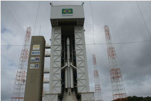 Missão prevê  o transporte, a preparação e a integração mecânica de um mock-up estrutural inerte, sem combustível, para ensaios e simulações