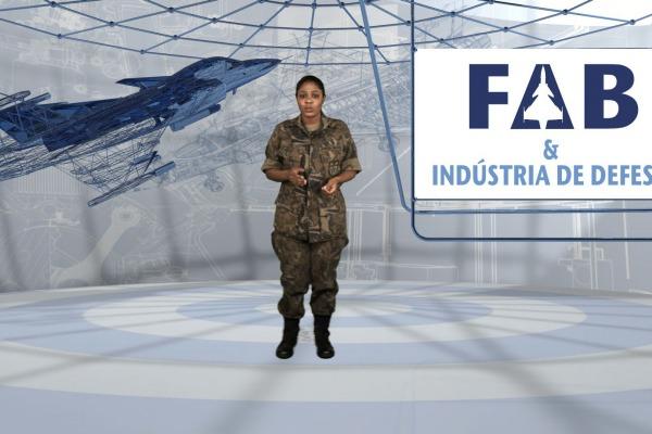 Programa que detalha curiosidades do processo produtivo de insumos militares incrementa grade da FAB TV
