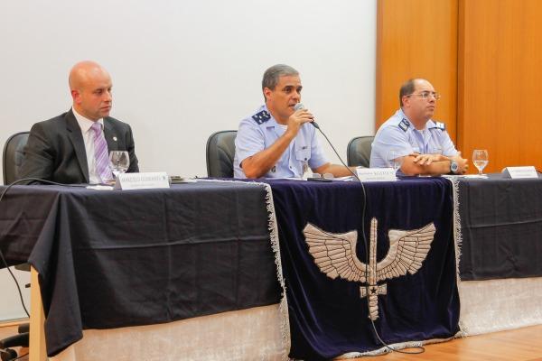 COMDABRA e CGNA detalharam ações de controle de tráfego e de defesa aérea nas áreas de exclusão aérea durante os jogos
