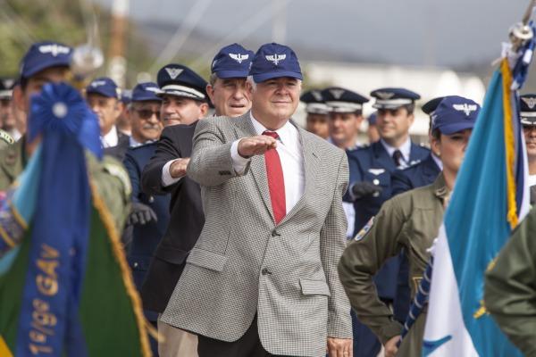 No  Rio de Janeiro, solenidade também presta homenagem ao Dia da Aviação de Transporte