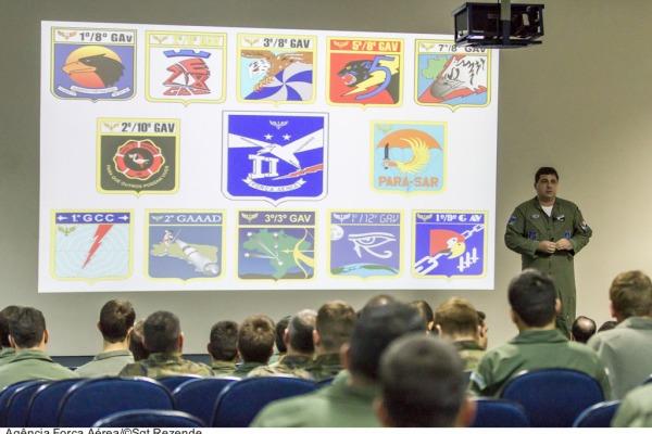 Treinamento reúne 200 militares na Base Aérea de Campo Grande