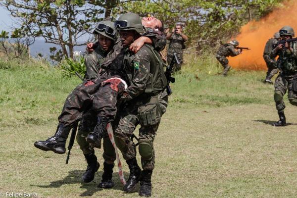 Experiência vai ajudar a pensar o futuro Centro Conjunto de Medicina Operativa das Forças Armadas