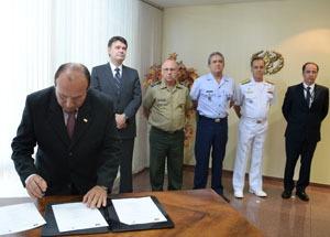O artefato irá garantir segurança total nas transmissões de informações estratégicas do país