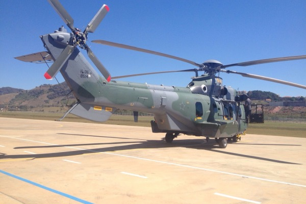 Em operação em Belém (PA) desde 2011, modelo já foi empregado em operações reais e exercícios da FAB