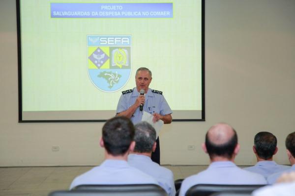 Projeto pioneiro no Brasil que busca aprimorar o processo de compras e serviços no Comando da Aeronáutica entra em vigor no próximo ano