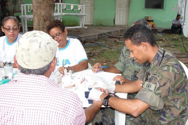 Ação Cívico Social terá consultas em várias especialidades médicas