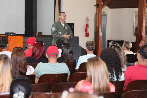 197 recrutas estão em formação na Base Aérea de Canoas