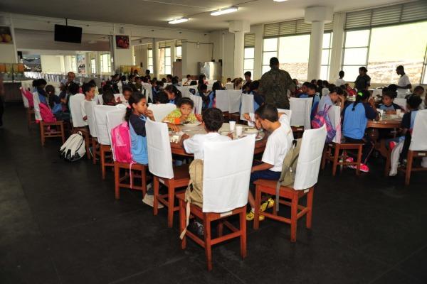 O PROFESP é desenvolvido pelo Ministério da Defesa juntamente com o Ministério do Esporte