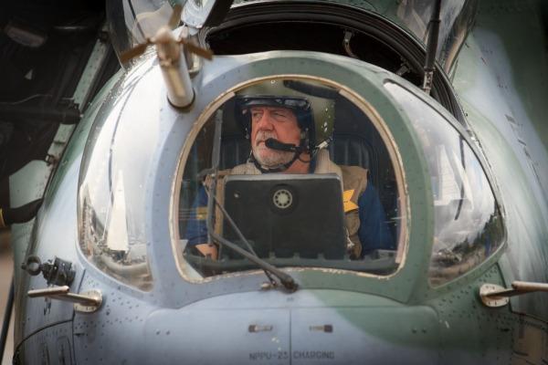 Jaques Wagner participou da solenidade de entrega dos helicópteros AH-2 Sabre e da inauguração de um destacamento de aeronáutica em Eirunepé