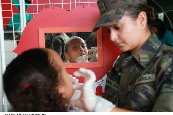 Ação ocorreu no município de Lagoa Santa e contou com médicos, dentistas e farmacêuticos