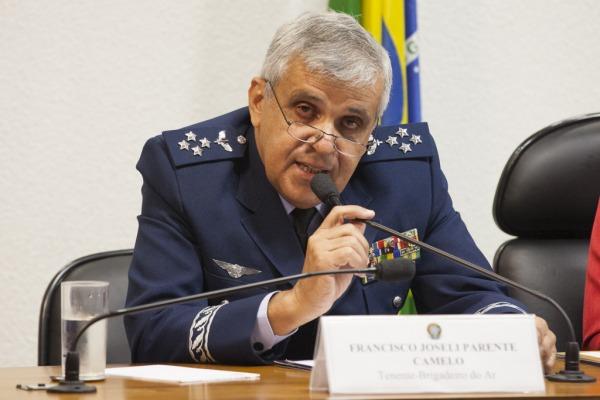 O Oficial-General da FAB já havia sido aprovado pela Comissão de Constituição, Justiça e Cidadania