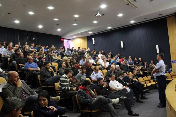 Evento reuniu cerca de 200 instrutores de voo, alunos e dirigentes de aeroclubes e escolas de aviação