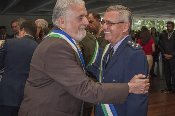 Evento foi realizado no Clube da Aeronáutica de Brasília