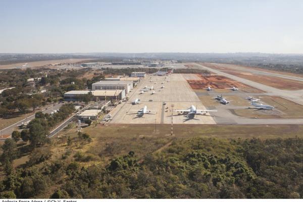Com duas pistas operando independentemente, aeroporto aumentará ainda mais sua capacidade operacional