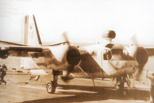 Grupo de Aviação Embarcada operou a bordo de porta-aviões da Marinha entre 1965 e 1996