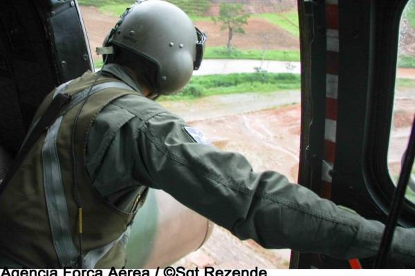 Militares treinados estão preparados para salvar vidas