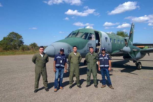 Foram realizadas 60 abordagens e uma aeronave foi apreendida até a última terça-feira (28/07)