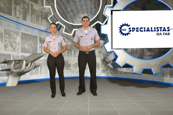 Militares são formados em Guaratinguetá (SP) pela Escola de Especialistas de Aeronáutica