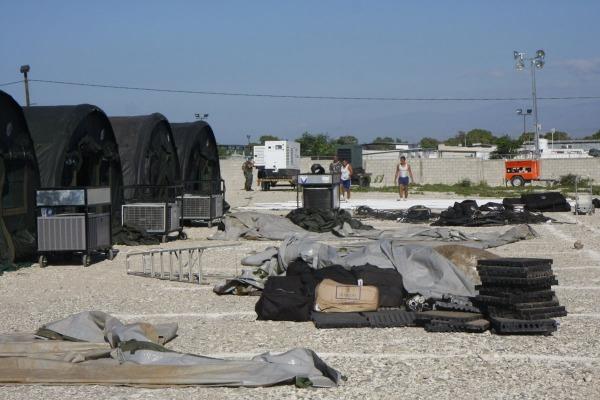 A missão é prover o apoio em situações onde não haja infraestrutura necessária para a operação dos militares da FAB