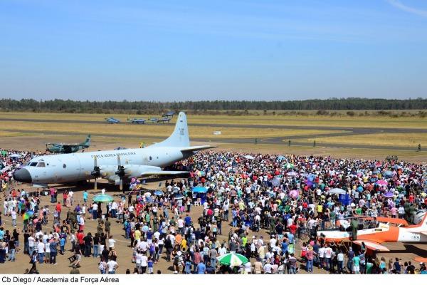 Mais de 90 mil pessoas prestigiaram o evento