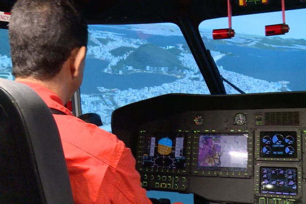 Único das Américas, equipamento foi inaugurado em agosto no Rio de Janeiro