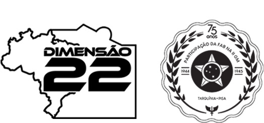 Símbolo Comemorativo 75 Anos SIGADAER - FAB