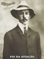 Santos Dumont Preto e Branco
