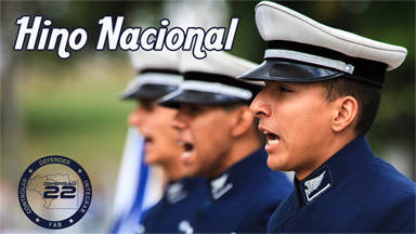 Hino Nacional (sem legenda)