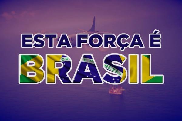 NOVO - Esta Força é Brasil