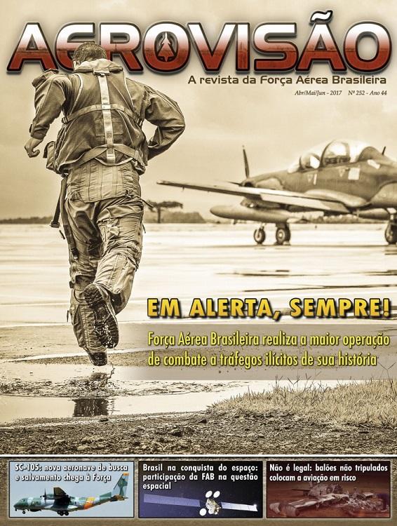 AEROVISÃO nº 252 - Abr/Jun 2017
