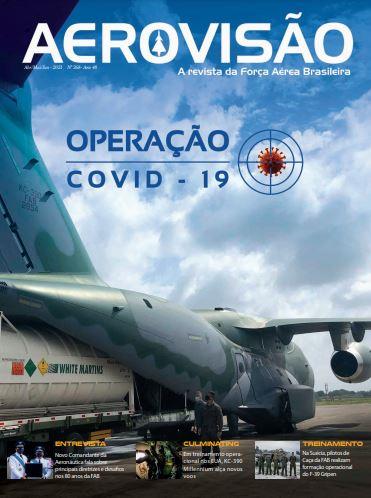 Aerovisão 268 - Abr/Mai/Jun de 2021
