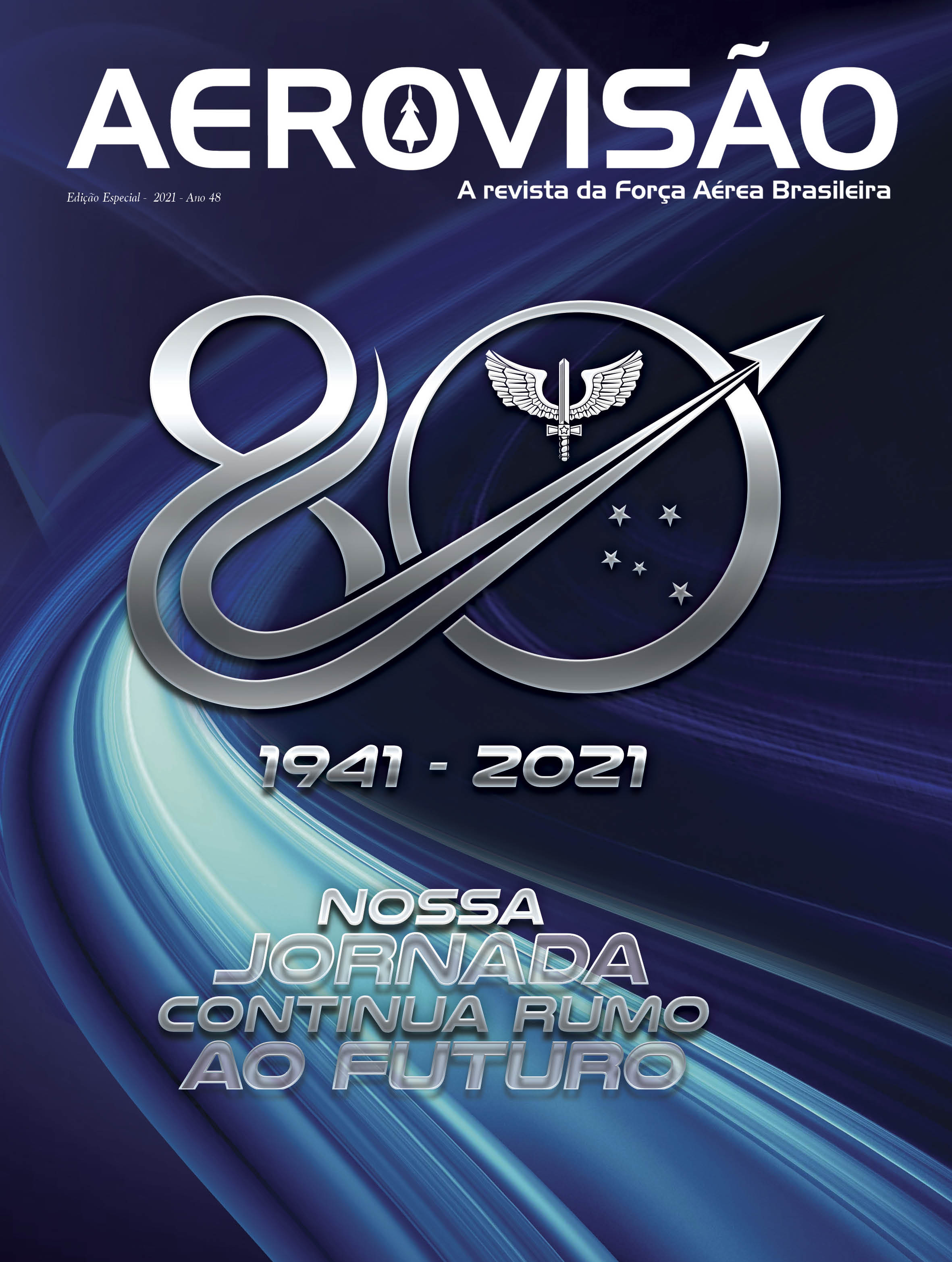 AEROVISÃO - EDIÇÃO ESPECIAL -2021