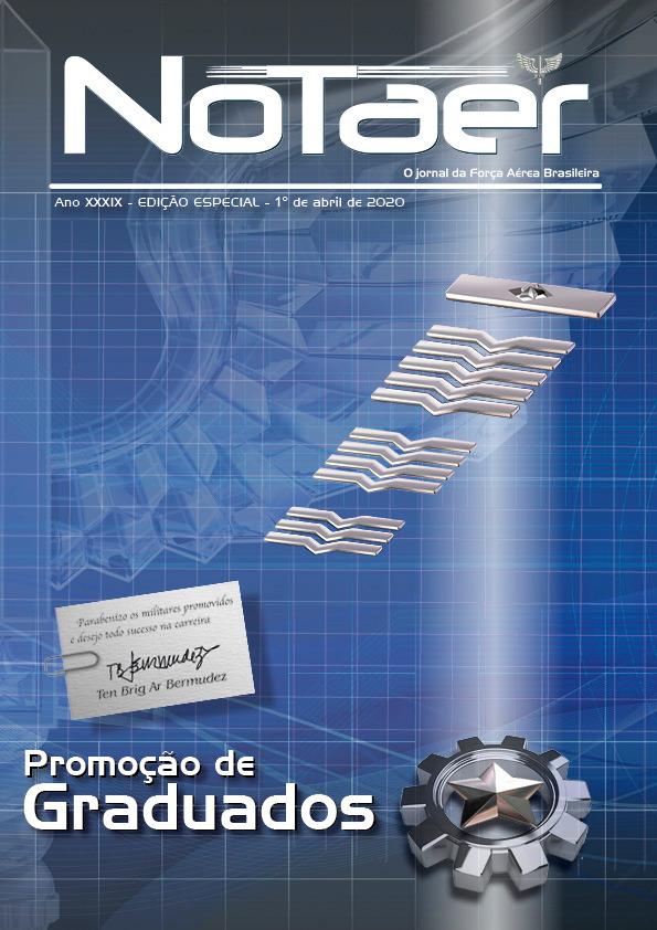 Notaer Especial - Promoção de Graduados 1º de Abril de 2020