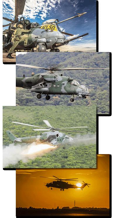 Fotos do AH-2 Sabre