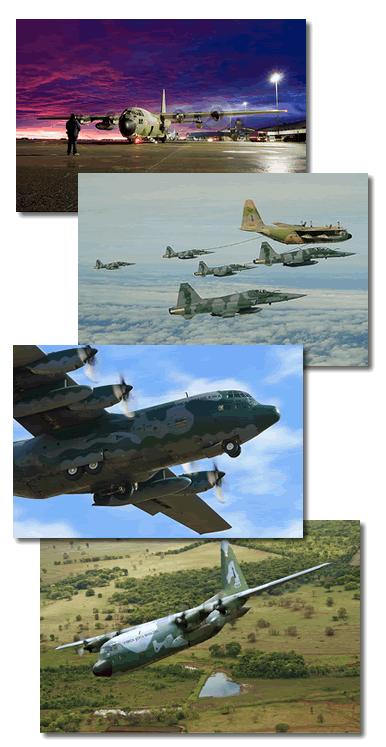 Fotos do KC-130 Hércules