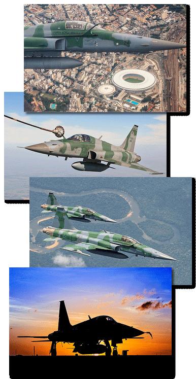 Fotos do F-5-EM Tiger