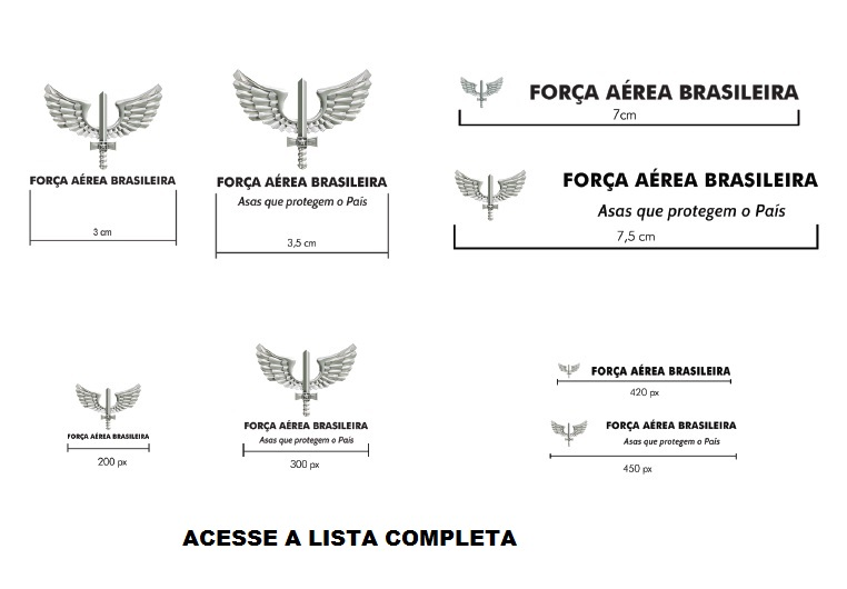 Manual de Identidade Visual - FAB