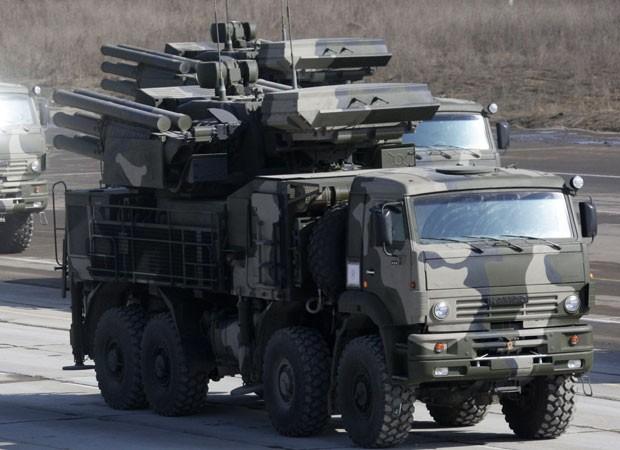 Brasil Marca Teste na Rússia Para Comprar Arma Capaz de Abater Aviões