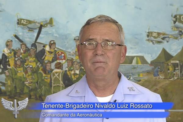 Mensagem é direcionada a todo efetivo da Força Aérea Brasileira
