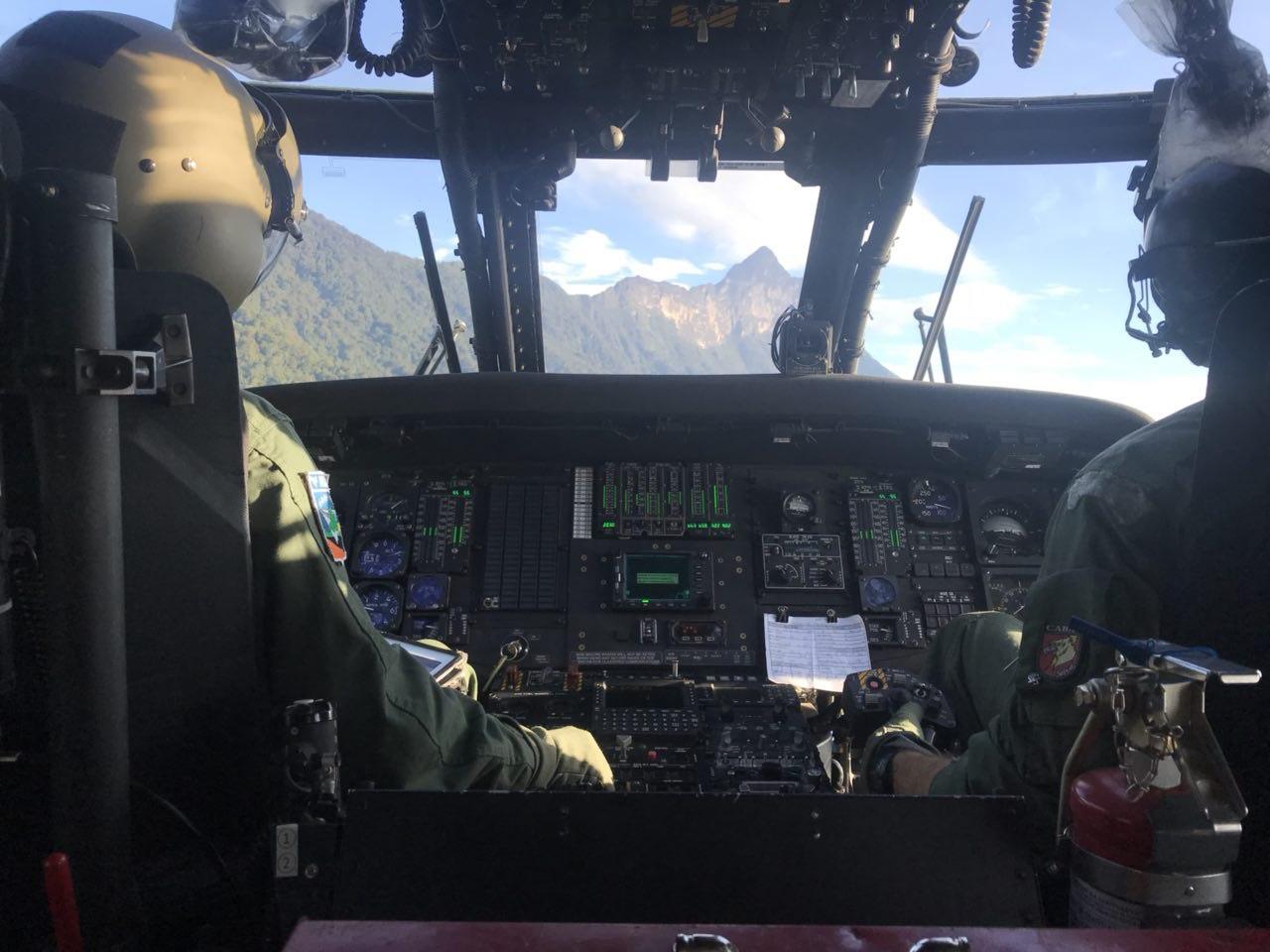 Os militares assistiram a aulas que abordaram diversos temas, como operações de manutenção de paz da ONU e atividades de paz e segurança