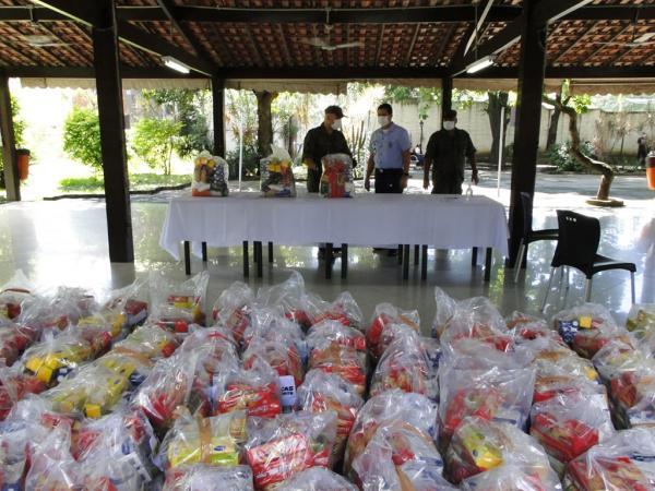 GAP-RJ distribui Kits para alunos do PROFESP