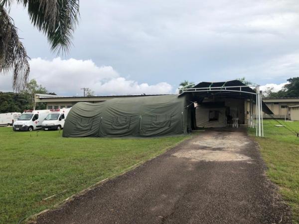 Equipamentos de Proteção Individual e Canal de Comunicação estão entre as ações de apoio ao efetivo durante a pandemia