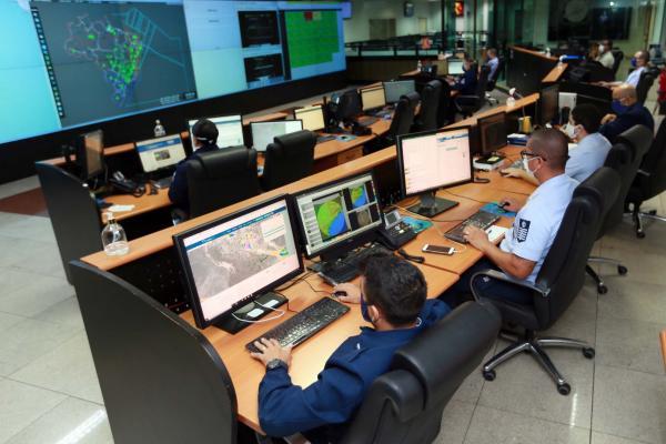 As missões não foram afetadas, apenas adotadas ações de coordenação entre órgãos de controle envolvidos no processo