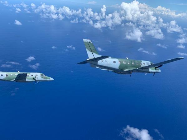 Esquadrão teve sua origem diretamente ligada à criação do Quinto Grupo de Aviação (5º GAV)