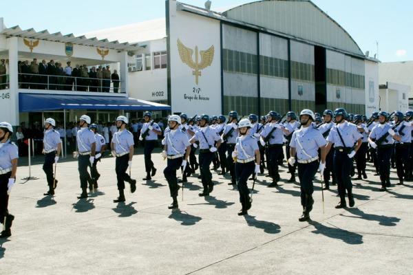 Cinco personalidades do estado receberam o título de Membro Honorário da Força Aérea Brasileira