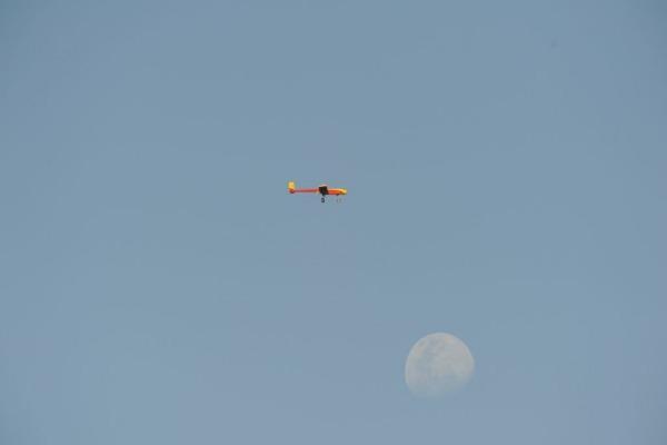 Vant Acauã realizou seis voos na campanha de ensaio  Instituto de Aeronáutica e Espaço