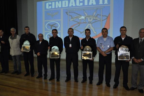 Brig Ar Lourenço discursa durante a premiação  2S R/1 Raksa