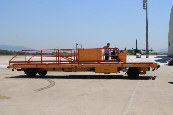 CELOG desenvolve plataforma autônoma aerotransportável  CELOG